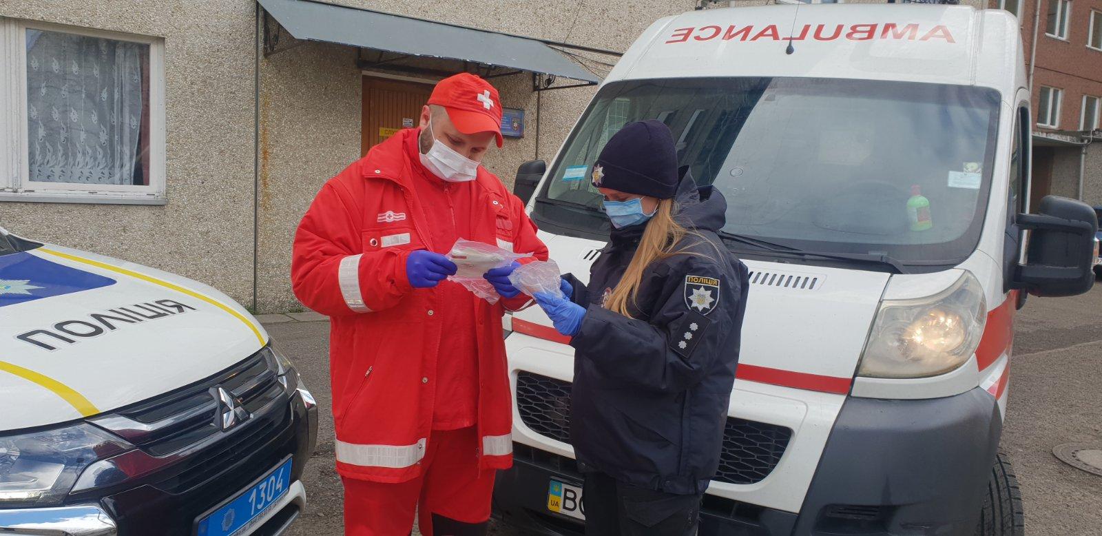 Правоохоронці Львівщини працюють у посиленому режимі