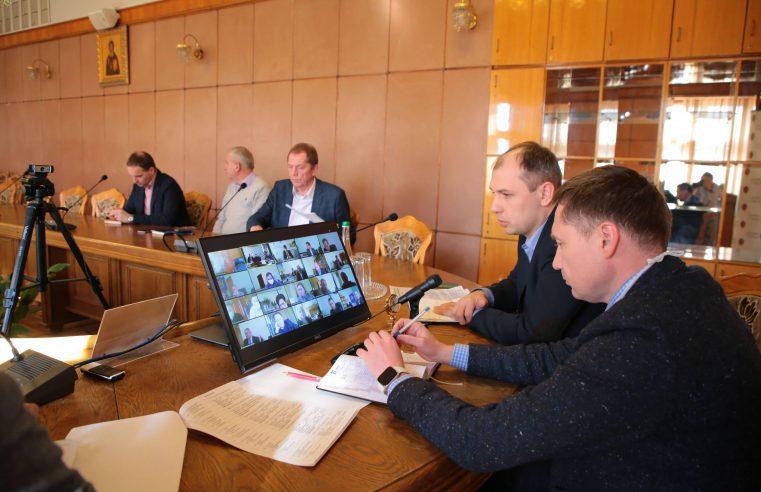 У кожному районі Львівської області створили штаби із ліквідації надзвичайної ситуації