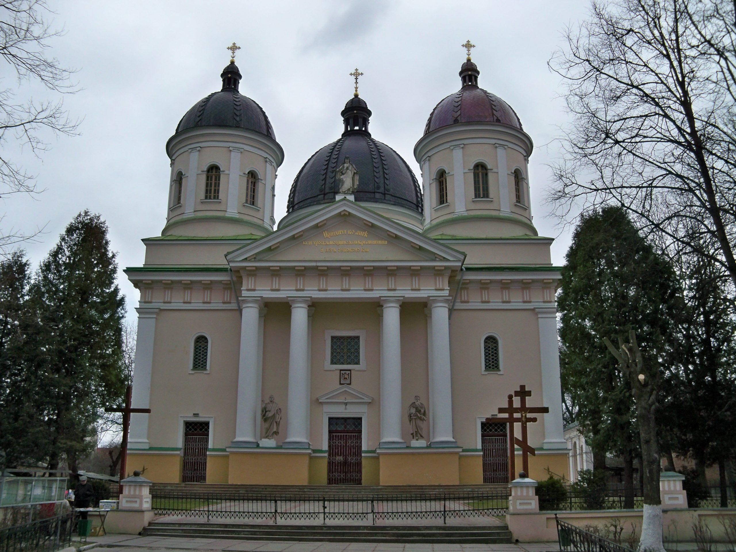 Звернення до парафіян катедрального Собору Св. апп.Петра і Павла м.Сокаль