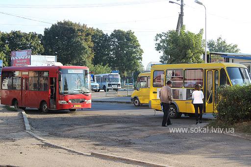 На Сокальщині не їздитимуть рейсові автобуси з 18 березня до 3 квітня