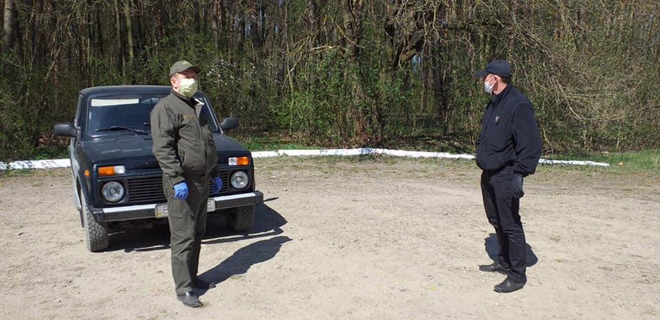 На Радехівщині поліція провела профілактичні рейди