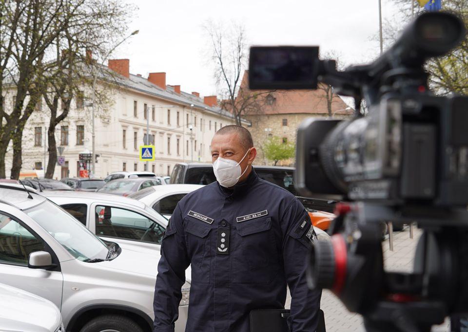 На Великдень знову буде посилене патрулювання – поліція Львівської області
