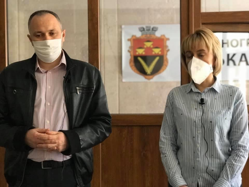У Червонограді зафіксовано перший випадок захворювання на коронавірус