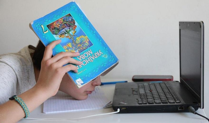 Другий тиждень роботи Всеукраїнської школи онлайн – в котрій годині уроки?