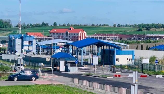 Пункт пропуску Рава-Руська на кордоні з Польщею знову працює