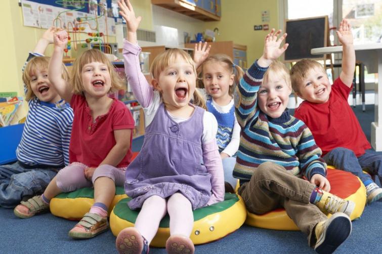 До дитсадків не впускатимуть дітей та працівників із температурою вище 37,2 (документ від МОЗ)