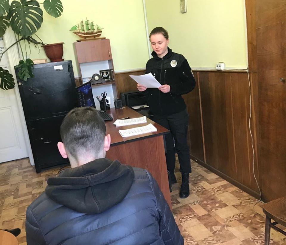 На Жовківщині поліцейські затримали зловмисника, причетного до збуту амфетаміну та метадону