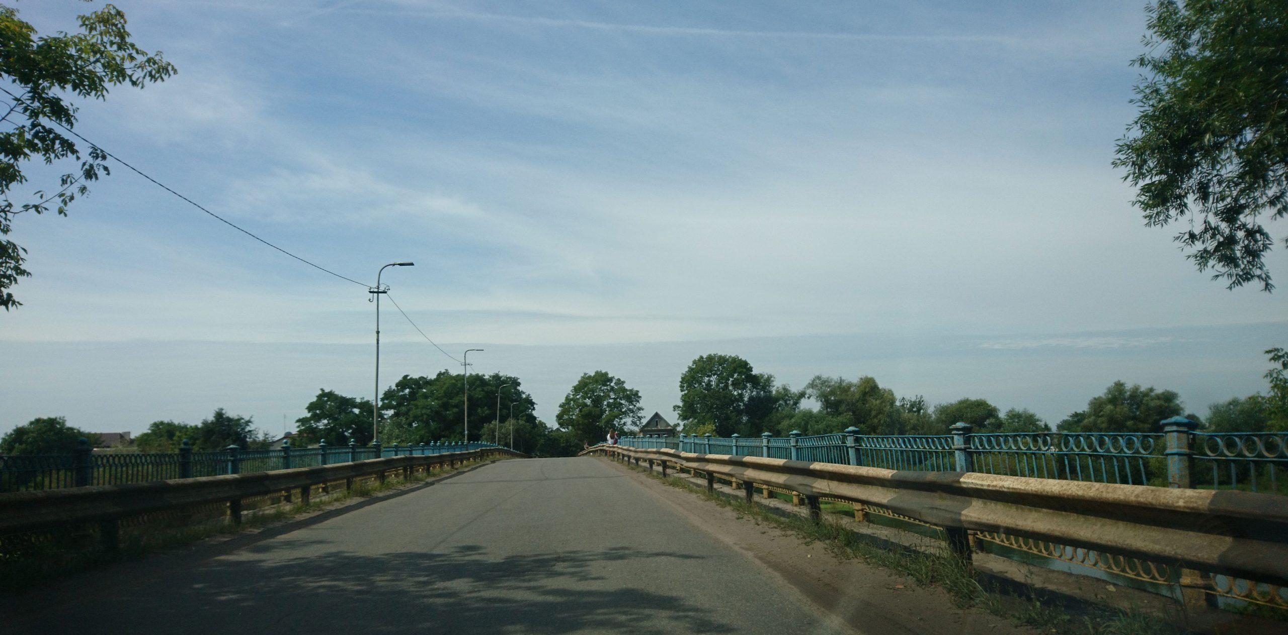 Автомобільний міст між Сокалем і Жвиркою: відремонтують старий чи побудують новий?