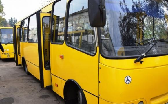 Сокальщина: маршрутки  ще НЕ поїдуть –  пасажирські перевезення відтермінували  щонайменше на тиждень