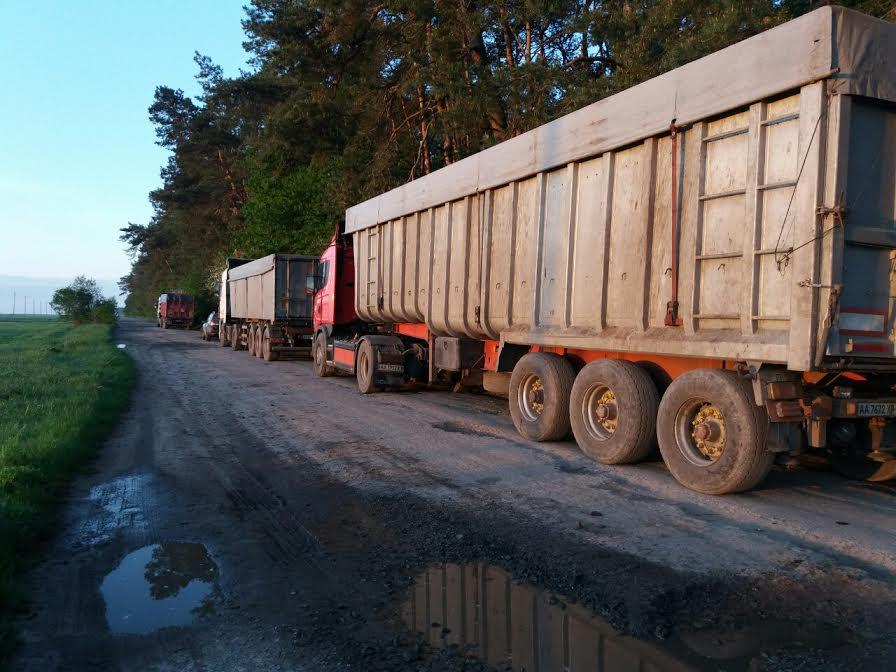 Не місцеве сміття привезли не тільки в Червоноград