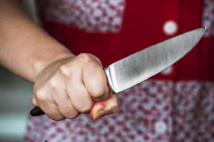 Ножа у груди – жителька сокальського району, яка підрізала онука, може сісти в тюрму на 8 років