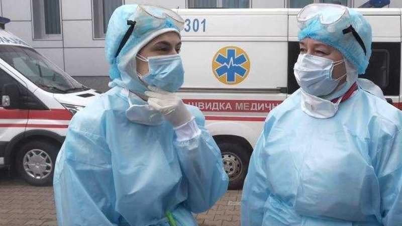 На Львівщині понад 600 медиків захворіло на COVID-19, майже половина вже одужала