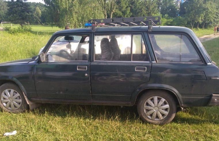 Відпочивальники на Сокальщині потрапили під колеса автомобіля на пляжі
