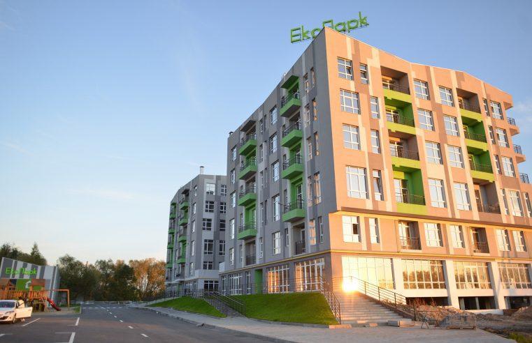 У житловому комплексі «Еко-Парк», ймовірно, будуватимуть садочок та фітнес-центр.