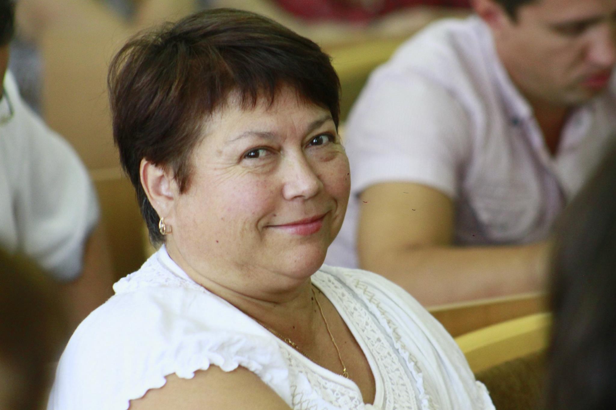 Наталію Хайсанову нагороджено відзнакою