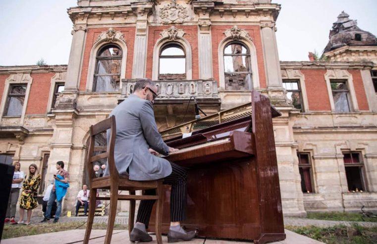"""Тартаківський палац в переліку об'єктів, що можуть бути відреставровані в рамках програми """"Велике будівництво в культурі"""""""