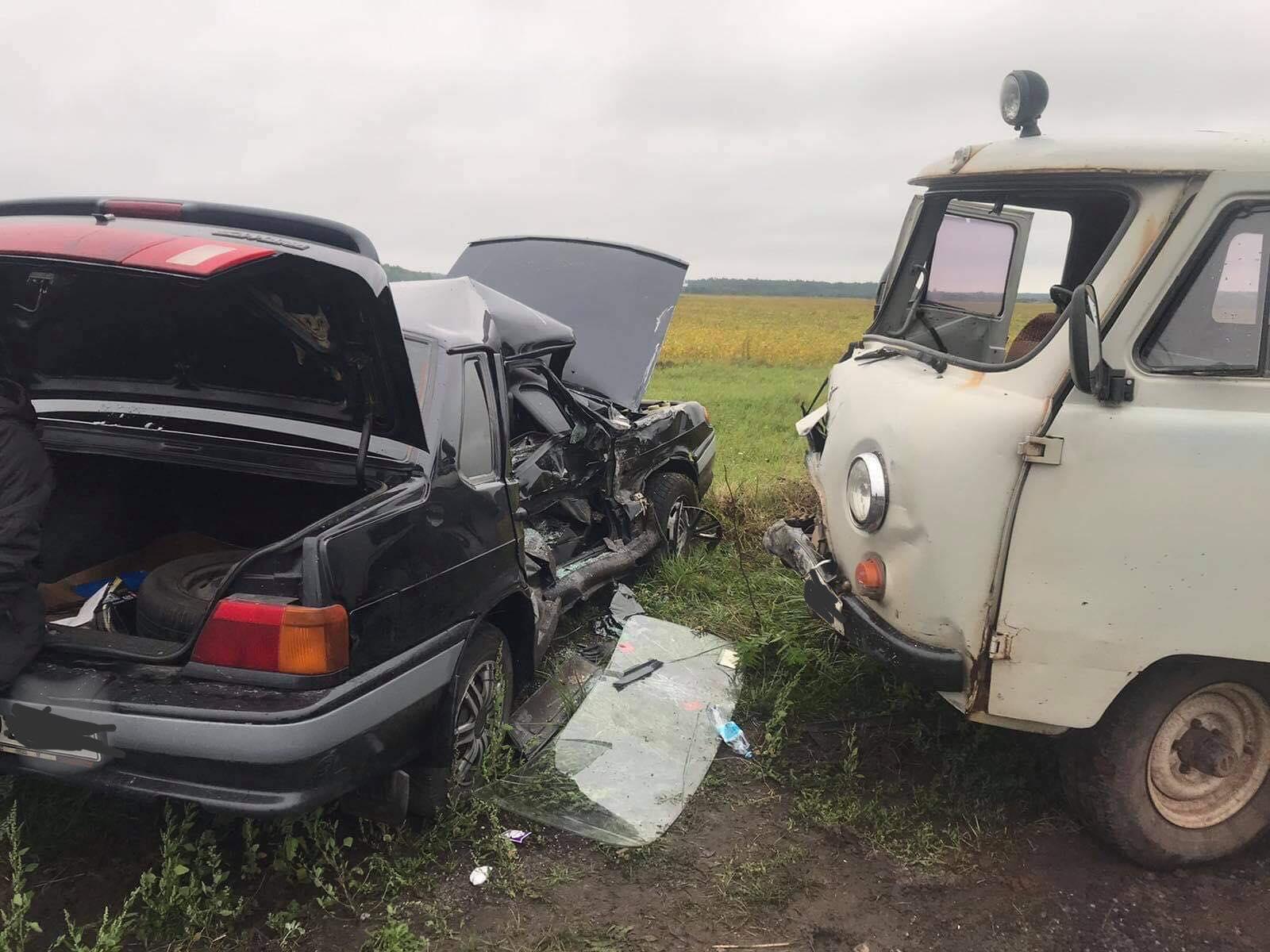 ДТП на Сокальщині: травмований водій