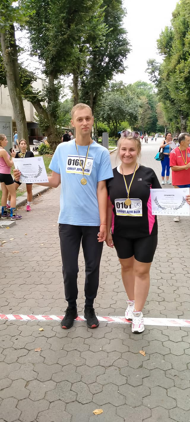 Сокальські легкоатлети – перші в області!