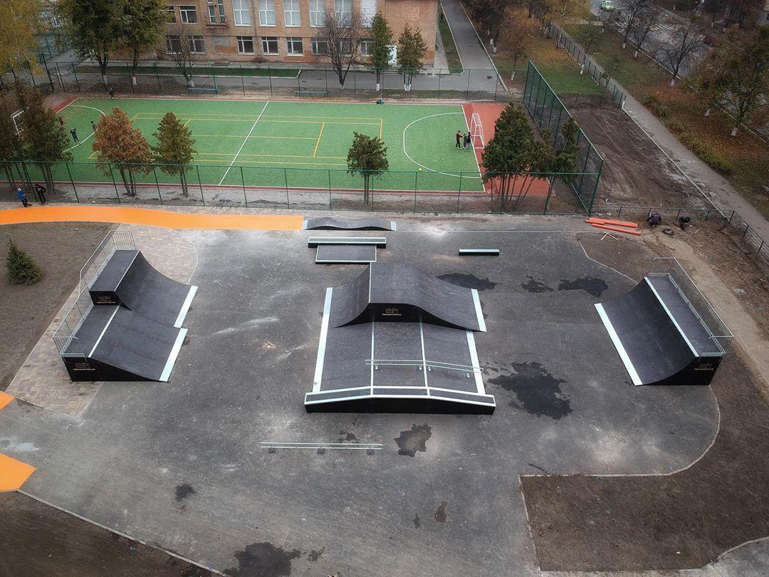 13 вересня в Червонограді відбудеться відкриття скейтпарку та перші змагання