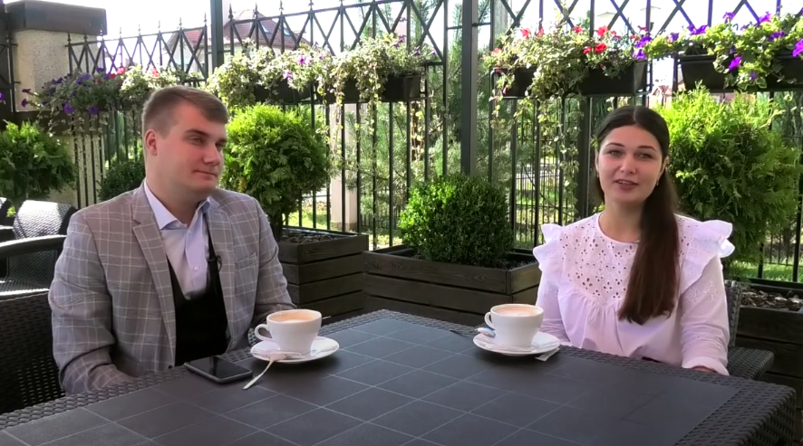 Розмова за кавою з Олегом Мусієм