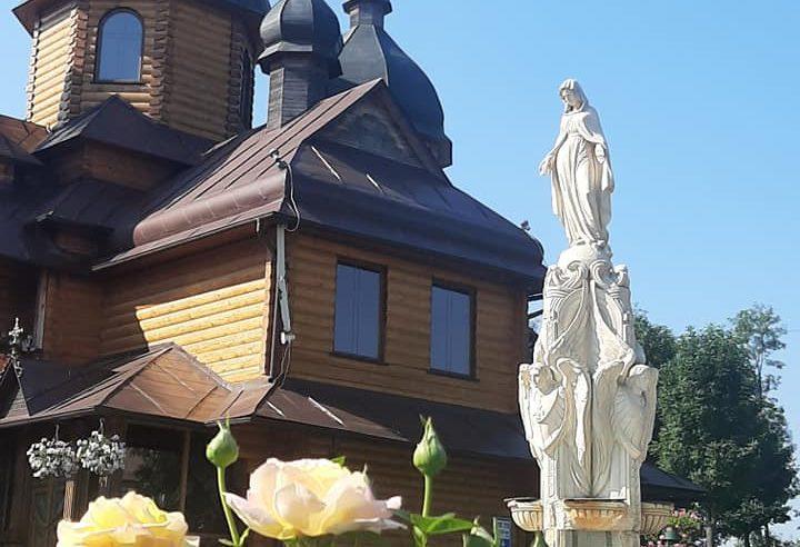 Коли церква – ЗАЙВА! В храмі Пресвятої Богородиці Владичиці України заявили про наклеп з боку очільника громадської ради Червонограда Юрія Червінського