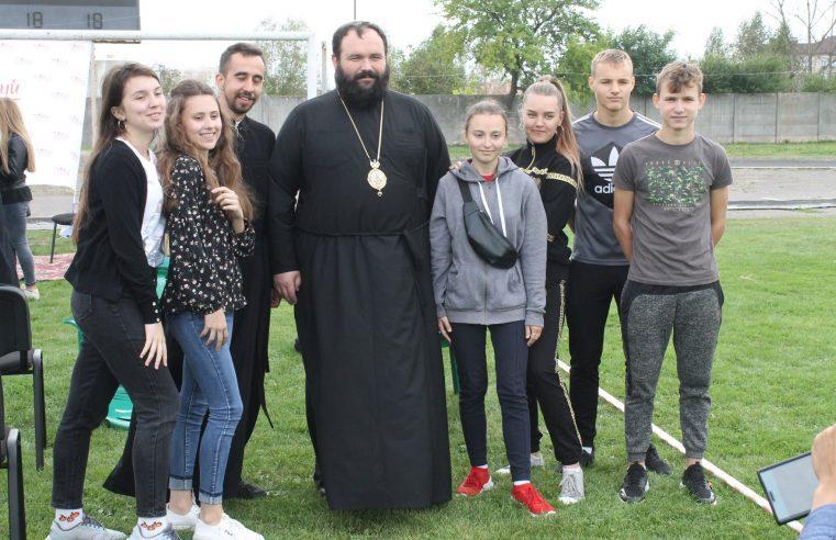 """У Червонограді пройшов перший у нашому місті молодіжний форум """"YES"""""""
