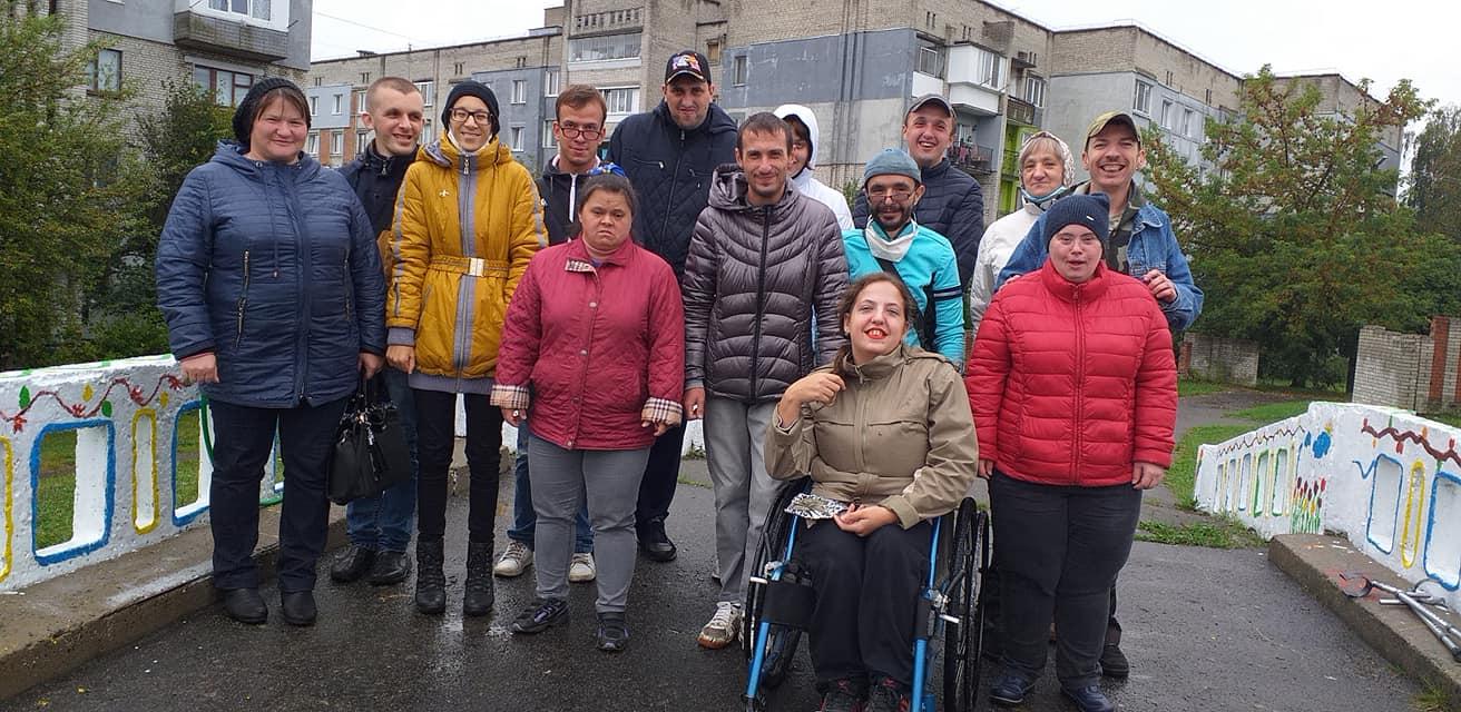 """«Разом – ми сильніші» – """"Жінки Батьківщини"""" підтримують молодь з інвалідністю"""