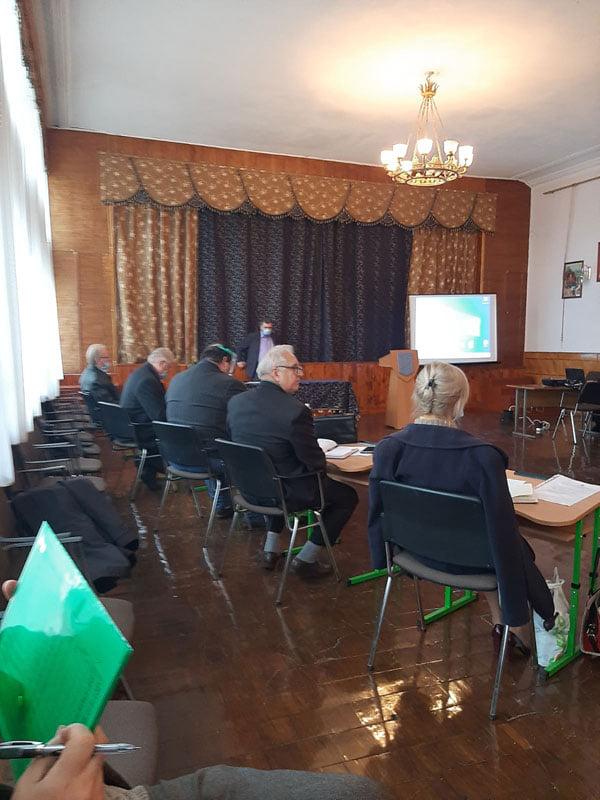 Відбулась нарада керівників закладів освіти м.Червонограда