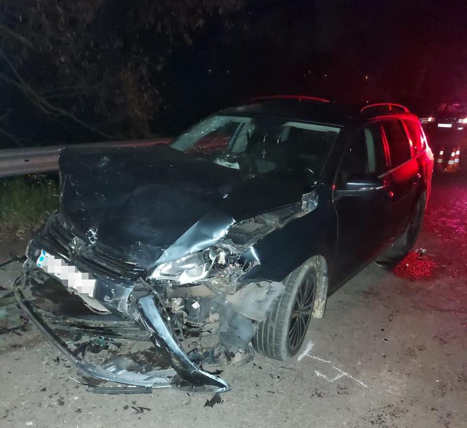 Потрійне автозіткнення, семеро травмованих – страшна аварія на Сокальщині. А водій – п'яний!