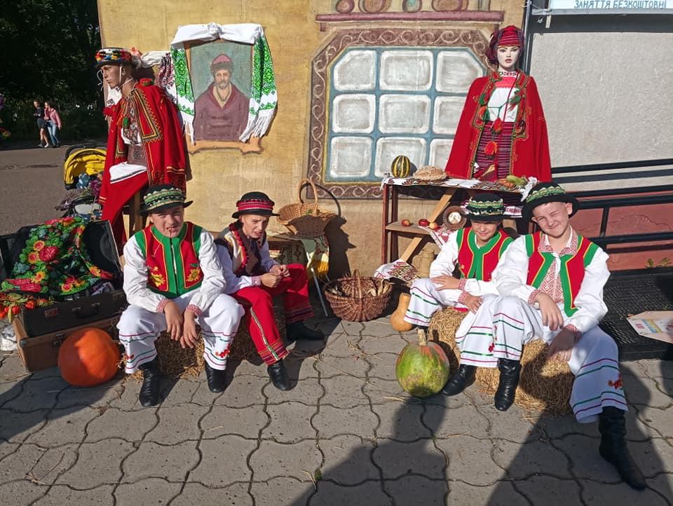 """""""Галицькі гуляння"""" у Червонограді"""