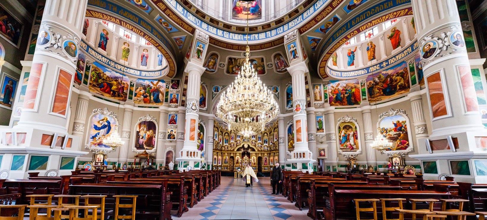 У Червонограді Церква св. Йосафата запрошує діточок