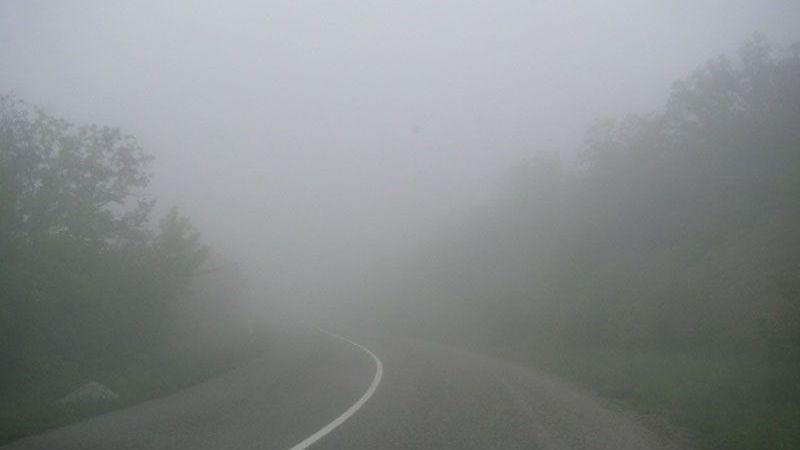 28 жовтня буде сильний туман