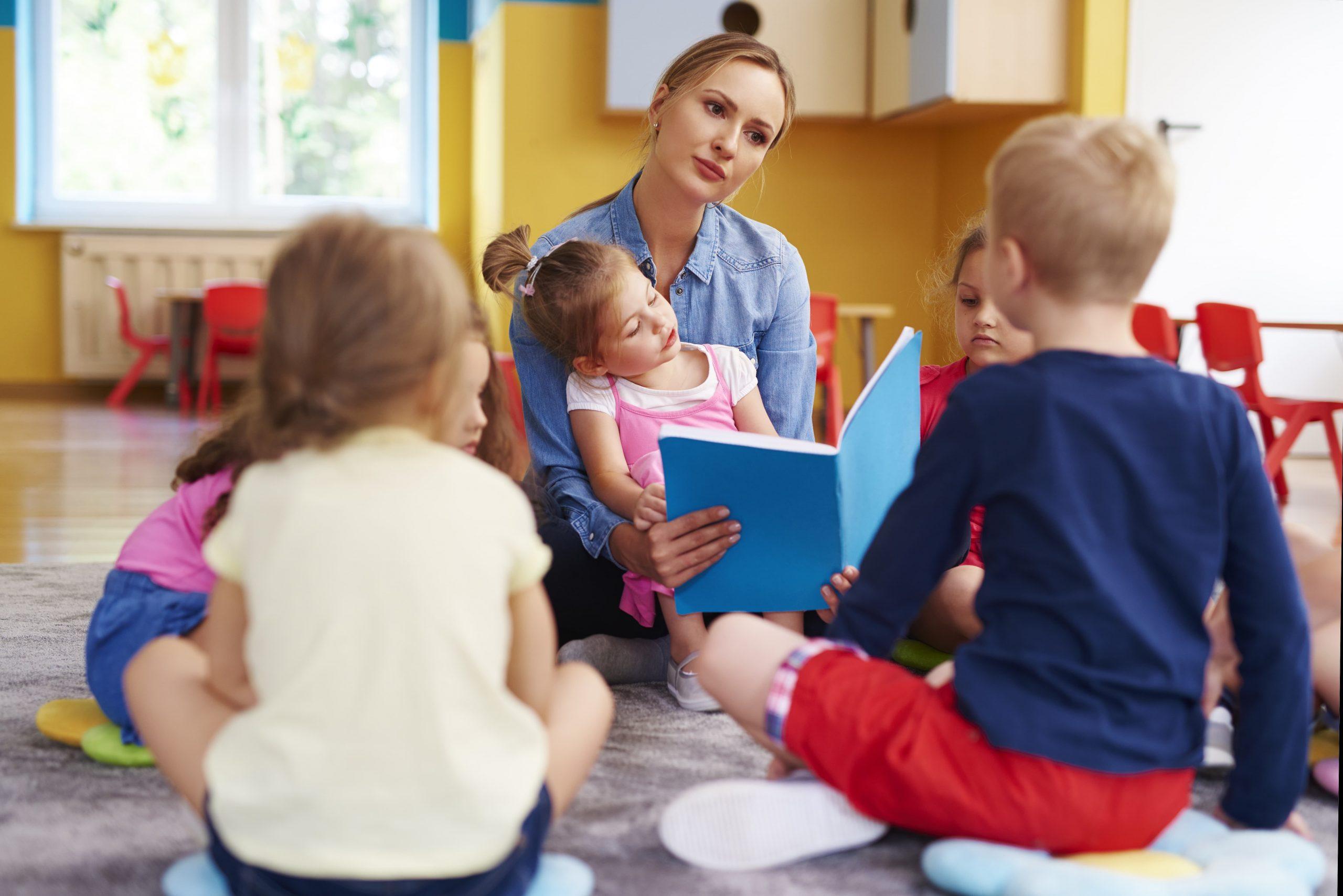 Зарплата молодого вихователя у 2021 році зросте до 8 494 грн