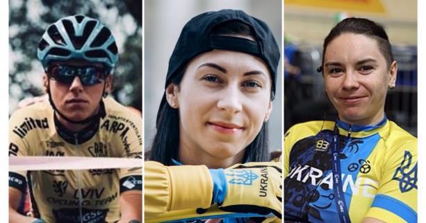 Двоє велосипедисток з Червонограда позмагаються на Чемпіонаті Європи