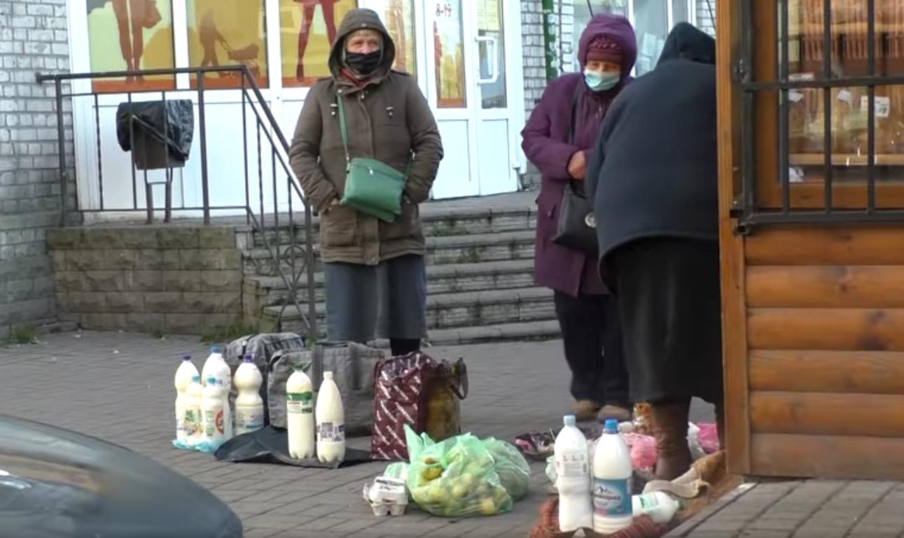 Стихійна торгівля в Червонограді: чому небезпечно купувати  «з землі»?
