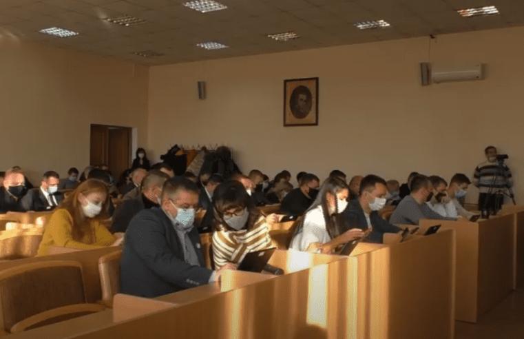 Відбулось друге засідання Червоноградської міської ради ОТГ – про що говорили, що прийняли