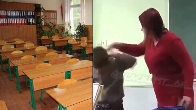 Учителька з Жовківщини, яка вдарила шестикласника, написала заяву на звільнення