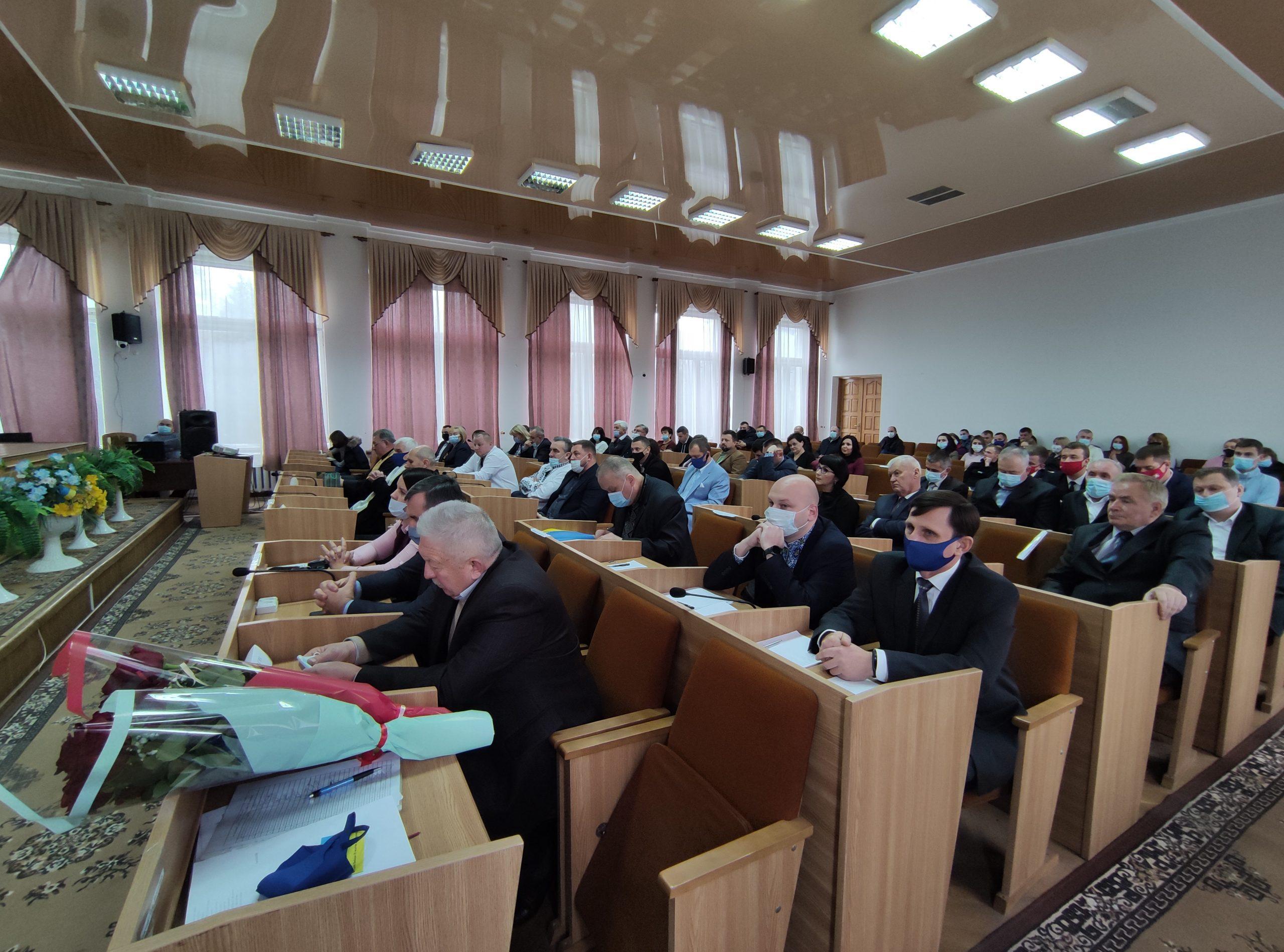 Відбулась перша сесія Сокальської міської ради ОТГ