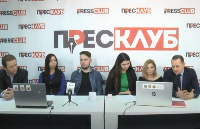 Круглий стіл у червоноградському прес-клубі – «Схід і Захід: будуємо вільні медіа майданчики»