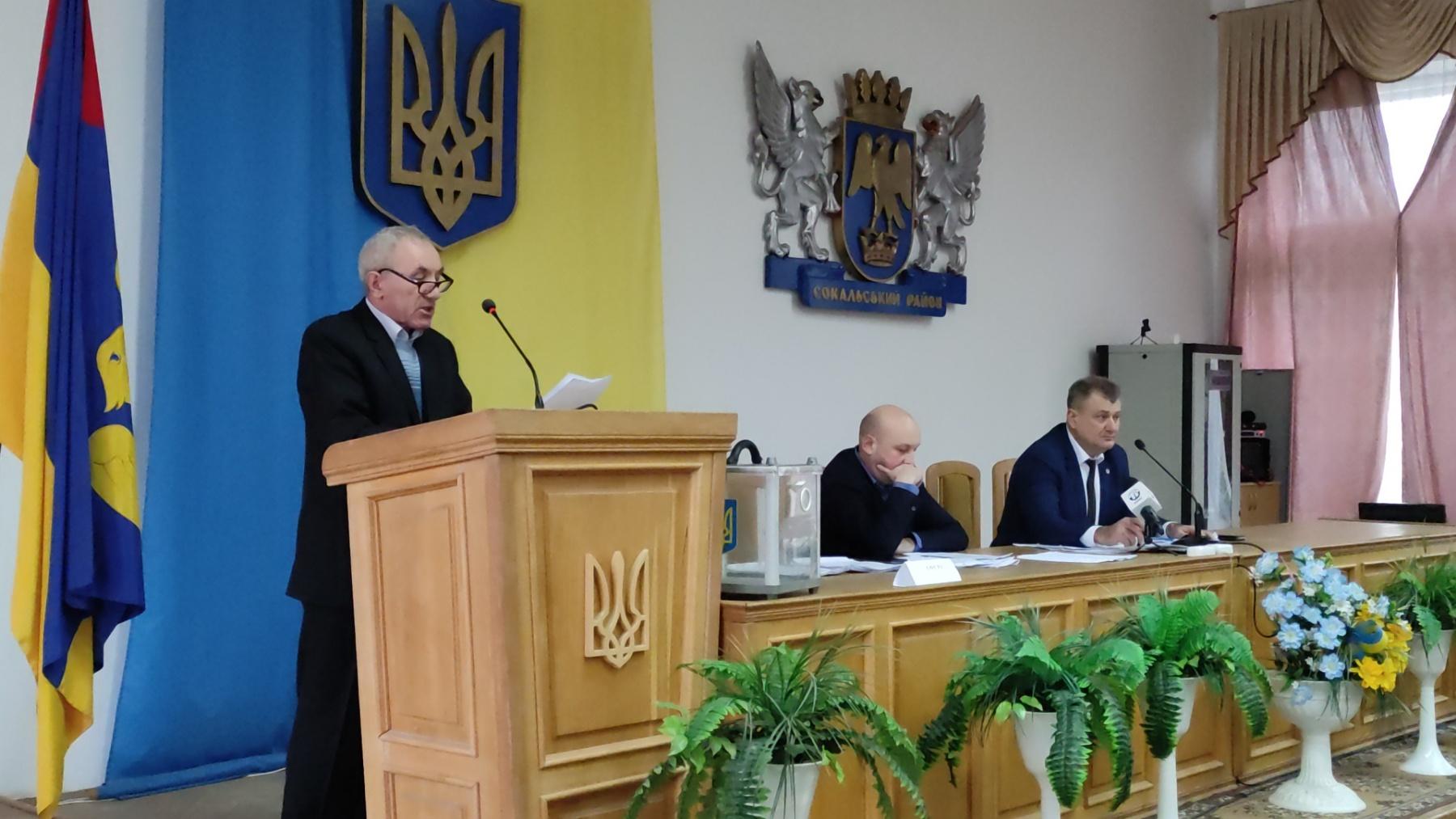 ІІ сесія Сокальської міської ради обрала секретаря, заступників і старост сіл ОТГ