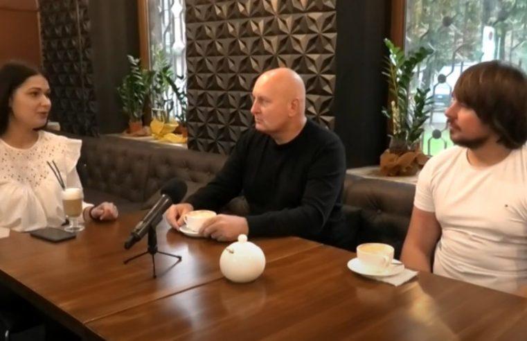 Розмова за кавою з Володимиром Геєм та Юрієм Вакульчуком