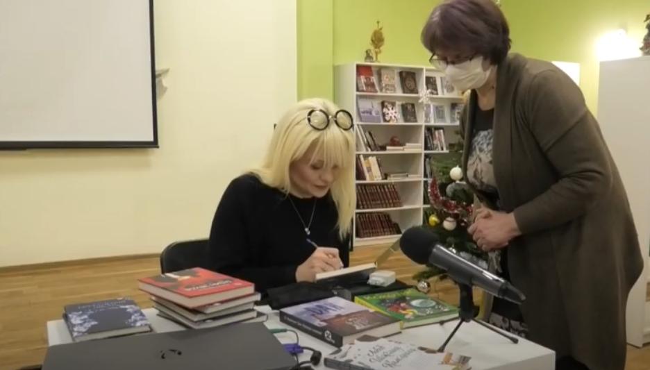 У Червоноградській центральній міській бібліотеці відбулась зустріч з авторками Львівського жіночого літературного клубу