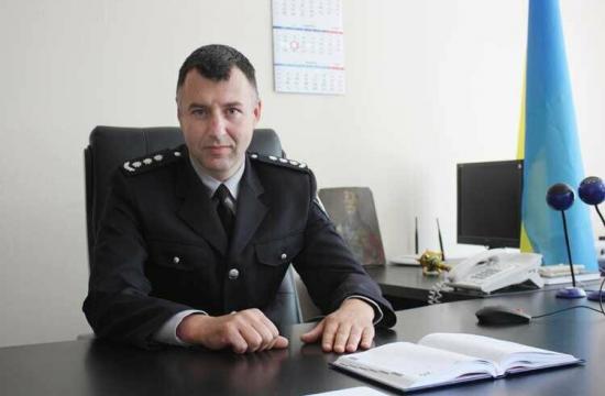 Львівщина отримала нового начальника поліції