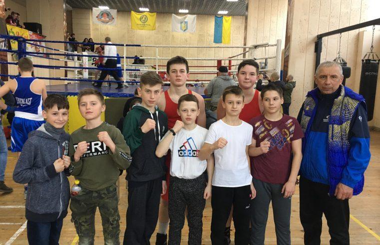 Червоноградські боксери знову перемогли