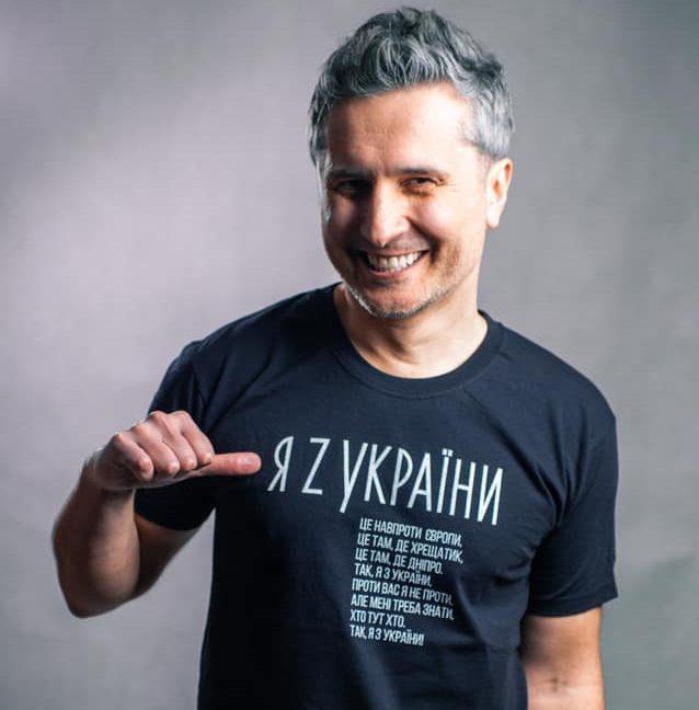 """Віктор Винник (гурт """"МЕРІ"""") про виступ в Червонограді та творчість в період карантину"""