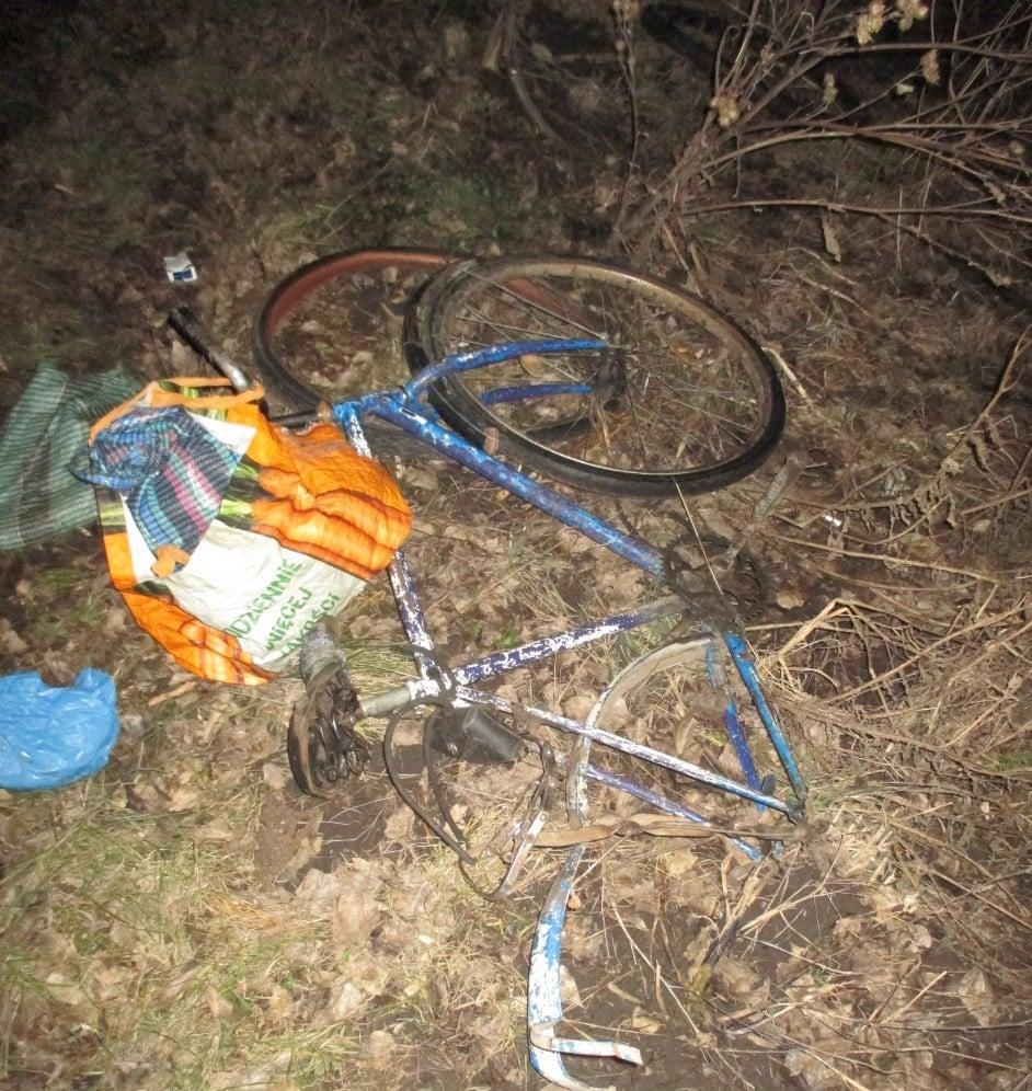 Нетверезі обоє – в Горбкові у ДТП постраждав велосипедист