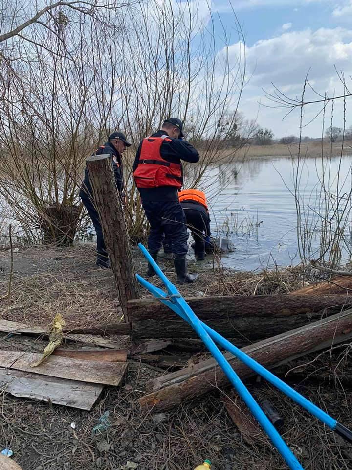 На ставку лісогосподарства м. Червоноград втопився рибалка з Волсвина