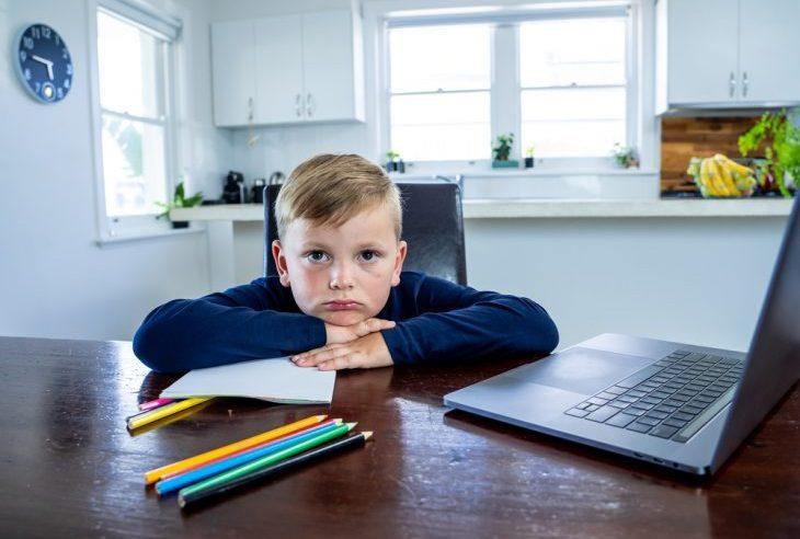 Декілька класів у Червоноградських школах на самоізоляції
