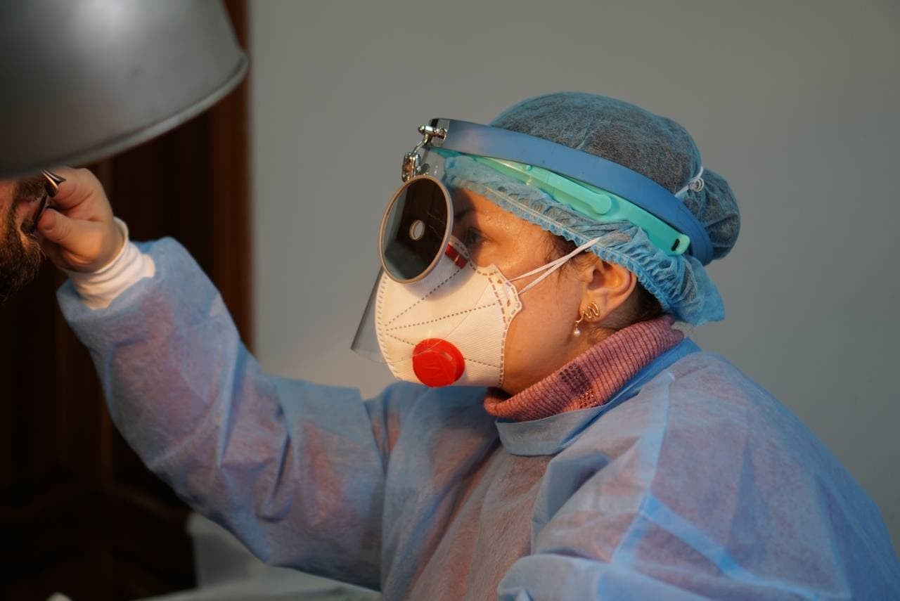 Які послуги можуть надати пацієнтам у ЛОР-кабінеті Червоноградської лікарні?