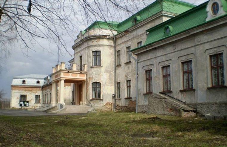 """Червоноградський та Тартаківський палаци можуть відреставрувати в рамках програми """"Велике будівництво"""""""